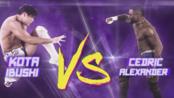 【经典回顾】CWC 2016.08.10 Kota Ibushi vs Cedric Alexander