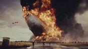 德国最惨烈的空难事件,兴登堡号飞艇烧毁仅34秒