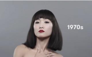 [梦君]【1910-2010】日本妹纸百年造型,1970s不是贞子吗!!!做噩梦别怪我( ̄▽ ̄)