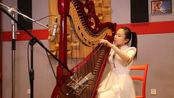 《月儿高》—中国音乐学院·杜笑然—鲁璐箜篌优秀学生