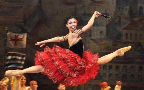 【烈焰狂飙】英皇首席Natalia Osipova短芭蕾片段合集