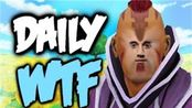 Dota 2 Daily WTF - RtzMage in a Nutshell - OG vs EG