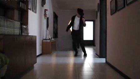 迈克尔·杰克逊舞步模仿秀