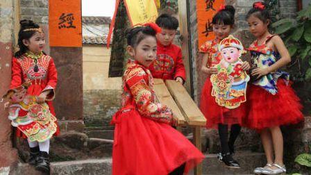 2017金鸡贺岁《欢乐中国年》萌星璀璨迎新年