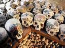 原创搞笑 20120702 奥地利另类景点骷髅屋 上百头骨做装饰