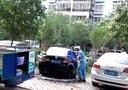 洗迎门移动洗车、上门洗车南京 加盟商参观考察6.03
