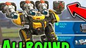 【搬运Manni/720P】全能的庞然大物?古代救世主Mk2 WarRobots 游戏WR