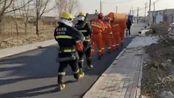 消防抵达唐山地震震中排查:房屋地面完好,暂无人员伤亡