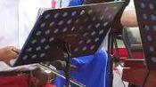 器乐合奏《北京喜讯传边寨》指挥:奚景春哈尔滨阿城区海东青艺术团民乐队。黑龙江新闻法制频道《健康讲礼社区》专场,2019.5.25