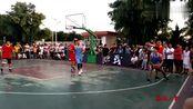 3VS3篮球冠亚赛加时赛,1分领先,接下来悲剧了?