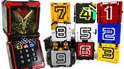 百兽战队恐龙战队合体巨无霸机器人战士玩具