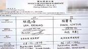 林峯张馨月结婚通知书曝光,两人共筑6000万复式豪宅