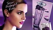 Emma Watson 拍摄兰蔻珍爱午夜玫瑰香水采访