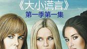 豆瓣9.0分神剧《大小谎言》第一季第一集,两大奥斯卡影后演绎美国中产家庭表面的光鲜和背后的不堪