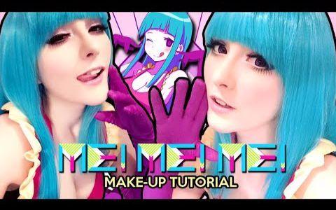 【Will-O-Wisps】ME!ME!ME! Cosplay妆容教程