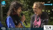 UTMB 2017 - Interview Nuria PICAS (1st woman)