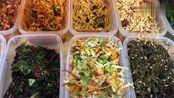 在内蒙古扎兰屯吃早点小菜包子和一碗粥,花了多钱
