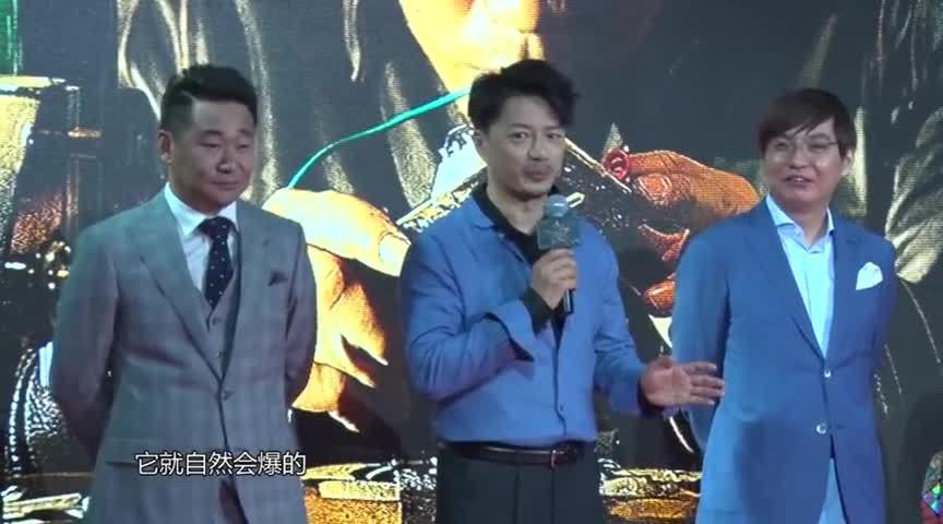 冯小刚呼吁多关注新人 段奕宏对新片质量有信心