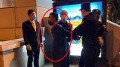 """""""是男的就来!""""北京地铁女孩被男子拖拽,女侠一声吼来路人相救"""