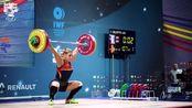 (75公斤西班牙)115公斤抓举135公斤挺举-2018金沙 js678.com欧洲冠军