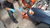 轴承出现问题 改装大师教您如何更换前轮驱动轴轴承