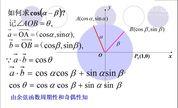 《两角和与差的余弦公式推导》刘希栋