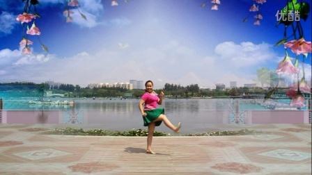 红领巾云水间广场舞《稻田里的火鸡》习舞:云水间