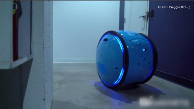 自动跟随型机器人会成产业下一个大趋势!
