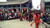 元头坪秧歌队2019年5月20日(吐云山)庙会演唱《串红毡》