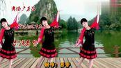 最新广场舞《月光下的凤尾竹》,简单优美傣族风格,附分解动作