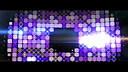 方块圆环闪光光芒闪烁星光光线动感节奏酒吧夜场三角螺旋视频素材vj