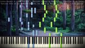 [Synthesia Piano Len'en 4 Advance Now on the Roads of Humans the Roads of Youkai