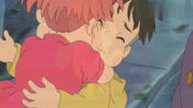 目前大火的宫崎骏,有一个神作悬崖上的金鱼姬国语版哦,你看了吗?!!
