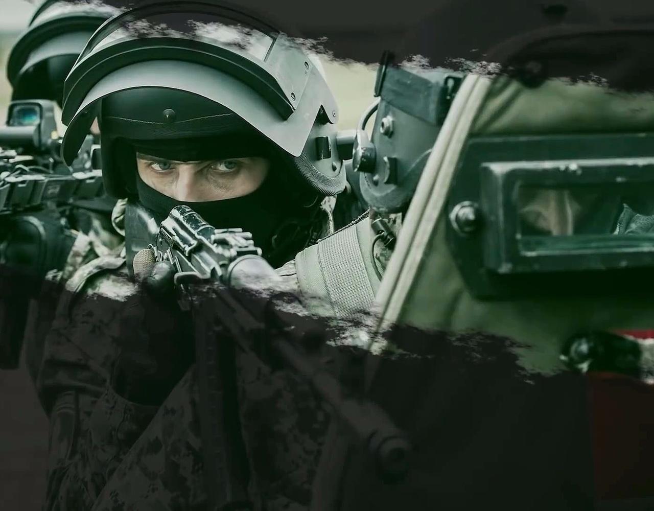 【纪录片】俄罗斯内务部СОБР特种部队(俄语中字)