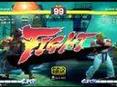 【街霸4AE】ときど(豪鬼) VS LeviStrauss1829(ケン) www.sopopo.com 单机游戏