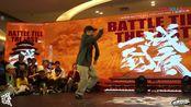 [一战到底 Battle Till The Last Vol.1-Hiphop 半决赛]-叮叮(w) vs 吕琦