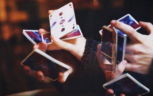 法国花式纸牌玩家Cedric Papy的首个Origin纸牌小片:ZEND