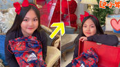 李湘女儿王诗龄晒礼物心情好,身后9万元小熊玩偶意外曝光