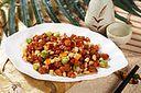 料理美食王 宫保鸡丁的做法 宫保鸡丁家常做法 美食