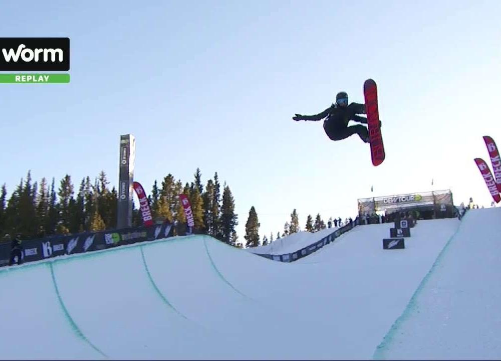 凯莉克拉克的滑雪板之行