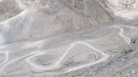 2014年新藏线骑行 第四集 无人区前