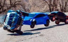 RC赛车版『速度与激情8』