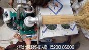 辽宁抚顺市新型玉米面条机 粗粮细吃面条机 黄金面条机 双轴螺旋面条机厂家直销