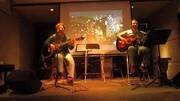 深圳华里酒店lloove cafe现场 喜欢你 钱伟业 吉他弹唱