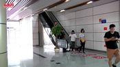 武夷山机场景区恢复第二天,迎来游旅客小高峰
