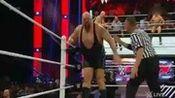 【wwe美国职业摔角】米兹还击直接被扔下台