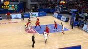 太疯狂!中国男篮竟然打了美国一个25:10,单节净胜15分!