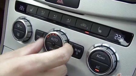 一汽大众新迈腾专业车型评测视频 演示