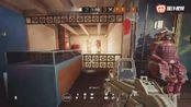 射击游戏:《彩虹六号》
