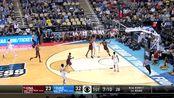 【集锦】爱纳学院67-89杜克大学 Marvin Bagely全场22分7篮板助蓝魔晋级